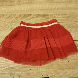 **5 for $15** Tulle Skirt w/ Sparkly Gold Band